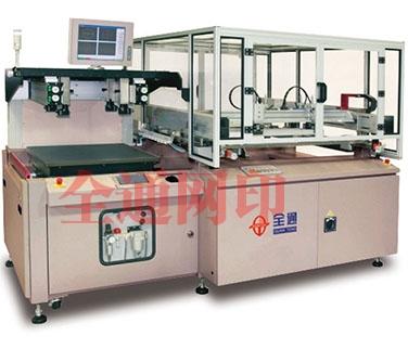 自动丝网印刷机