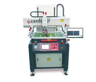 半自动丝网印刷机