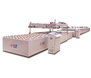 大型玻璃丝印机