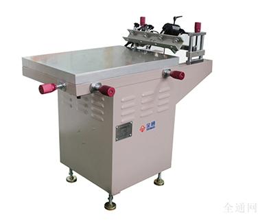 小型手动丝印机