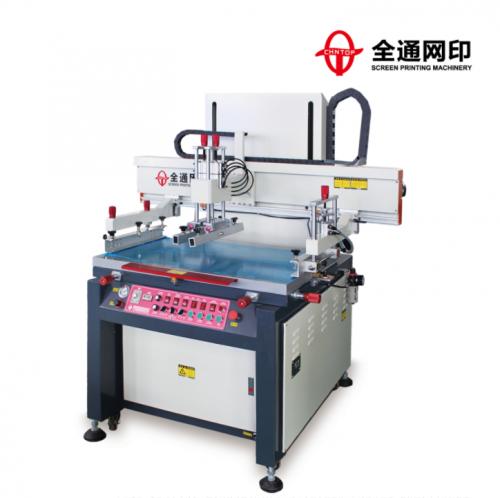 高精密立式丝印机