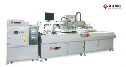 青岛高精密PCB线路板丝印机