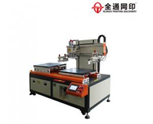广州高精密双跑台丝印机