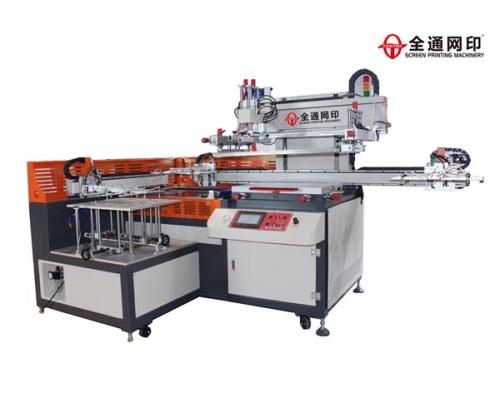 广州全自动片材丝印机