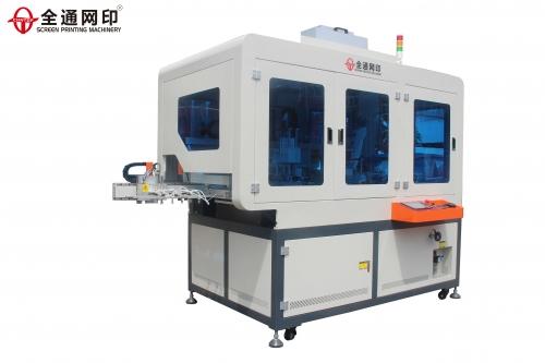 CCD全自动片材丝印机