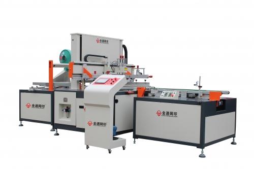 深圳市全自动高速玻璃丝印机