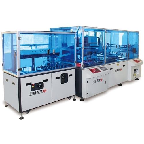 深圳市CCD全自动视觉定位丝印机